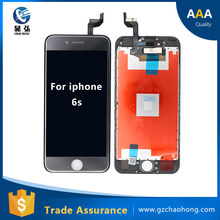 tianma oem AAA mobile lcd touch screens display digitizer cheap price for phone 6s lcd screen