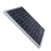 tile roof aluminum low price solar panel 40w