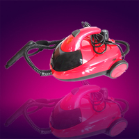 Multi-function High quality new design reasonable price 1800W 1.5L industrial potable steam cleaner