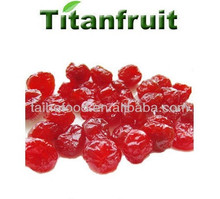 2017 sweet taste and high quality of dried cherry (medium size)