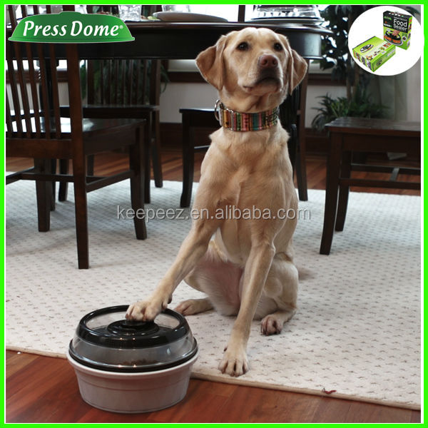 Classic Junior 7.5 inch low profile pet food can cover