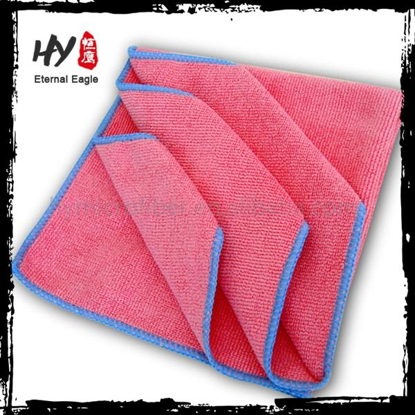 Multiple Material cleaning microfiber cloth, colored fiberglass cloth, cleaning cloth for glasses