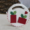 Cheap Customed Christmas Holiday Gift Bag