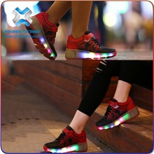 fashion cool led light up shoes the latest led shoes design for chidren,led shoes kids