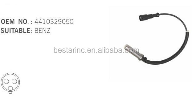 China wheel speed sensor gold supplier 1506007 4410329050 4410329632
