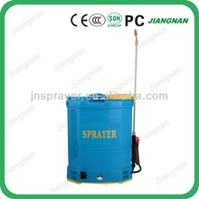 18L hot sell agriculture knapsack power pump battery sprayer
