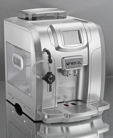 automatic cappuccino coffee machine