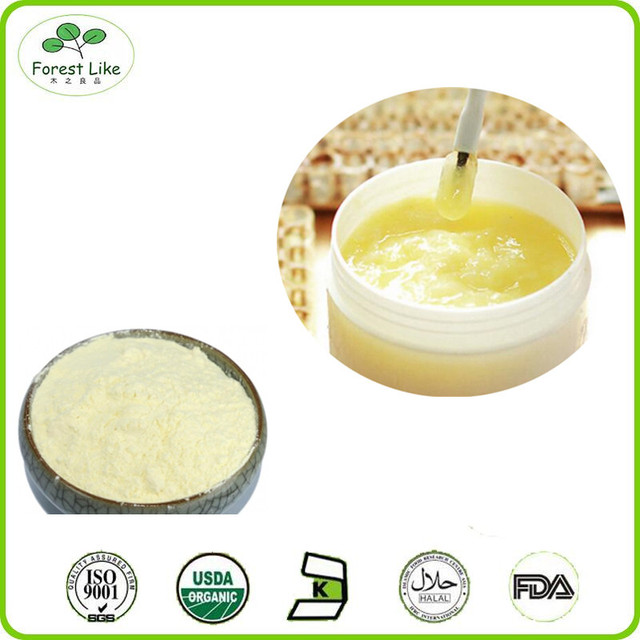 Hot Selling Fresh Royal Jelly / Organic Royal Jelly Powder