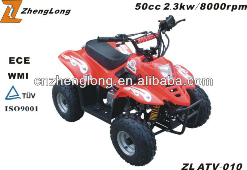 2015 new design EPA certificate 110CC Quad ATV