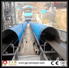 Belt Conveyor Structure and Carbon steel Material