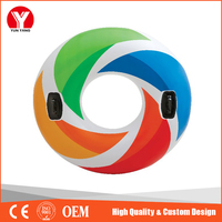 ccustomized PVC inflatable water floating, Inflatable tube