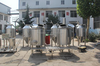 300L hotel used beer making equipment hotel equipment and tools
