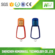 Wholesale Cheapest Plastic 2GB 4GB 8GB 16GB 32GB USB Flash Drive 2.0 3.0 Memory Stick with Custom Logo