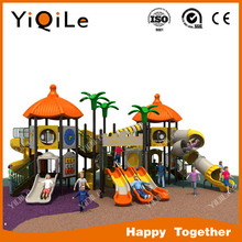 Durable park play center exquisite outdoor plastic playsets for kids funny noah s ark playground equipment