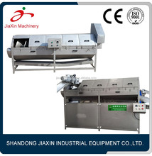 JIAXIN potato peeling and cutting machine/potato peeling machine