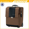 1680D polyester best branded trolley bag for easy trip