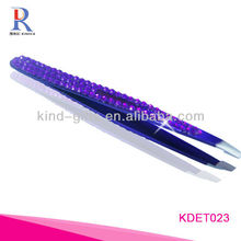 Wholesale Custom Logo Crystal Where Can i Buy Tweezers For Promotional Gift