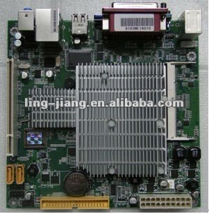 Embedded industria motherboard/ x86 embedded motherboard