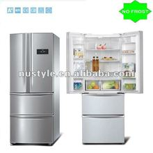 BCD-360 Frost Free Side by Side Refrigerator (Stainless Steel Color, Net 360L)