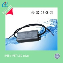 hs code waterproof led 30w ac dc switching LED driver