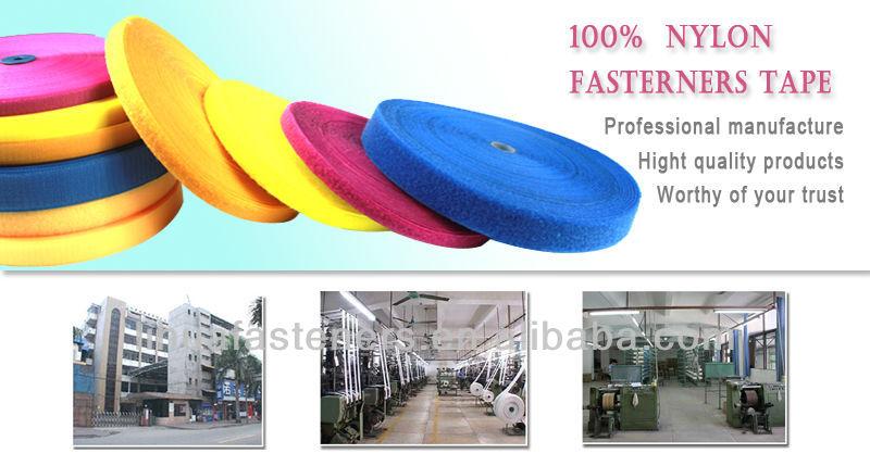 Fita de nylon velcro adesivo
