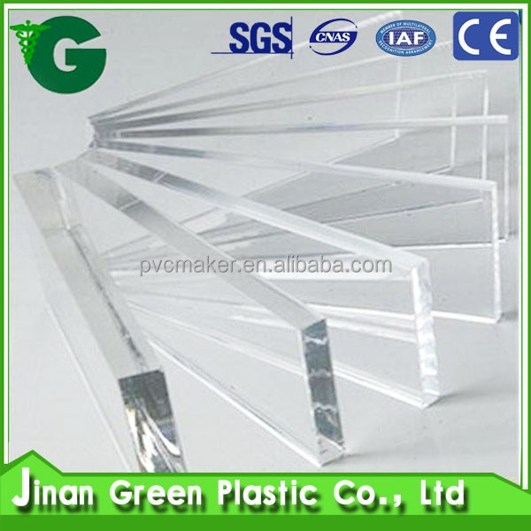 PSC cast high optical quality Acrylic PMMA sheets