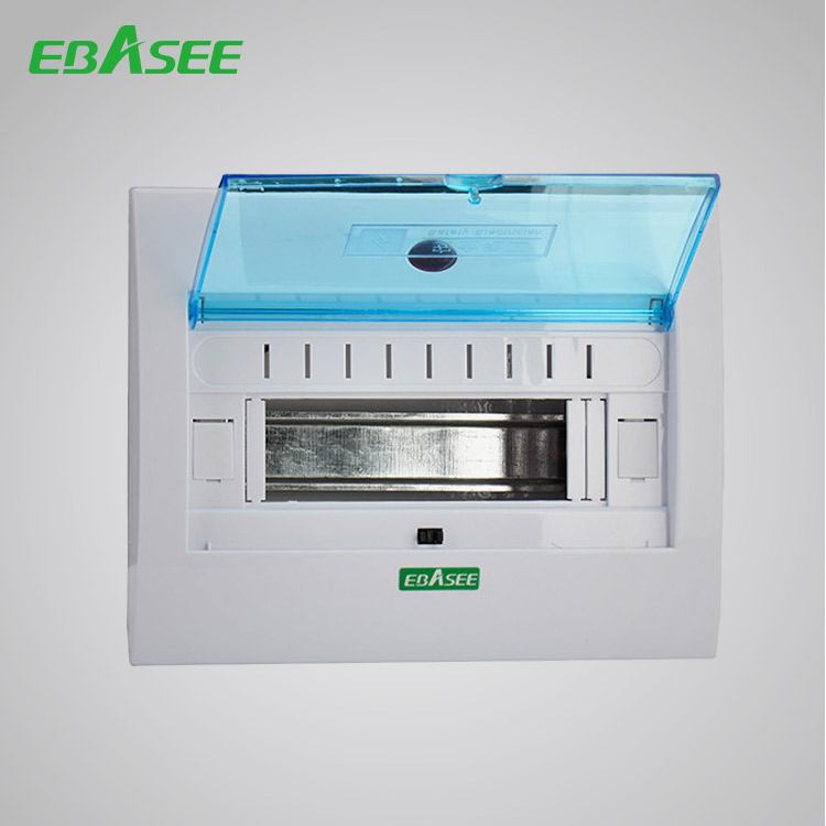 promotional hot sale EBS9DF series plastic electrical db boxes