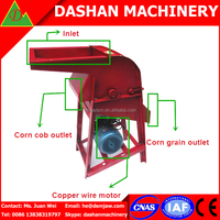 Corn threshing and shelling machine wholesale