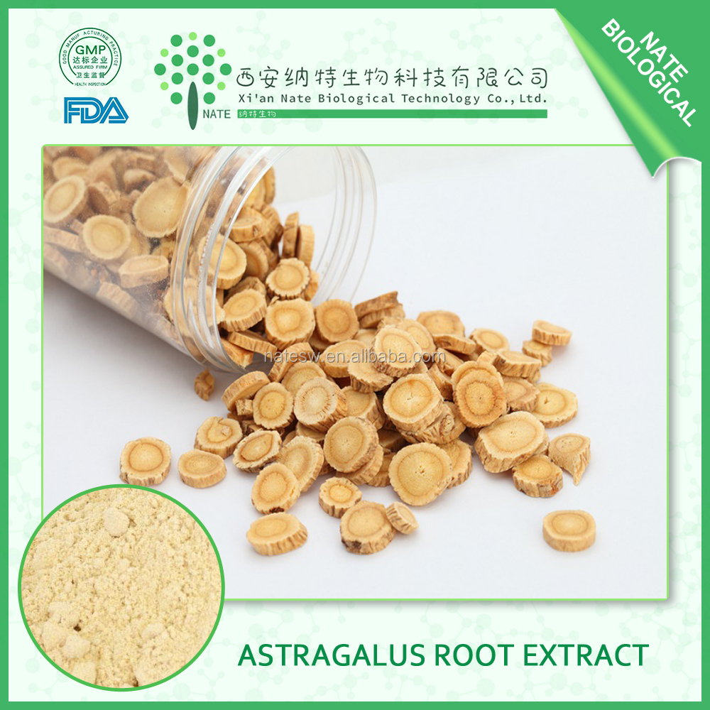 factory supply high purity Astragalus Root Extract 10% Polysaccharides