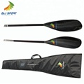 2018 New X Blade Model Lightweight Carbon Wing Kayak Paddle With Aluminum Ferrule and Oval Shaft In 10CM Length Extend