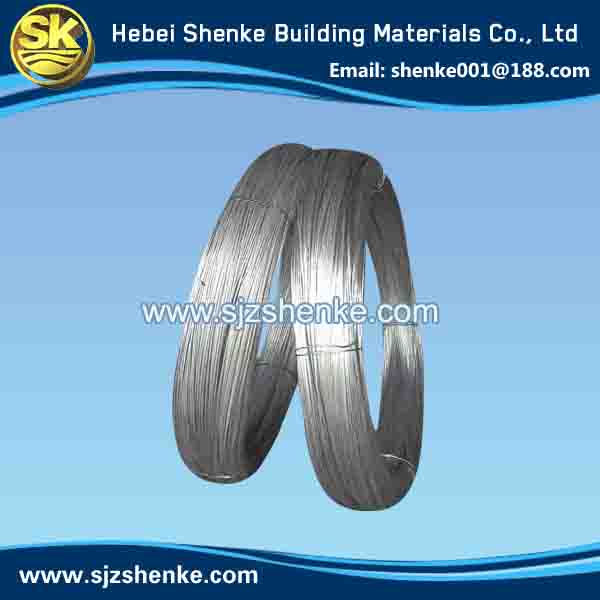 5.5mm - 0.17mm low price electro galvanized iron wire