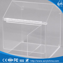 Classic Stackable Clear Plastic Acrylic Bulk Food Bin