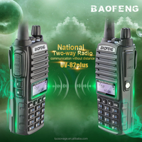 Long Range Baofeng UV82 Dual PTT Transceiver vhf uhf two Way handy Radio Walkie Talkie