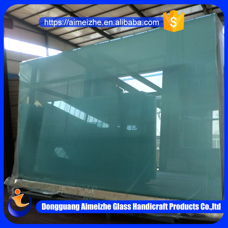 Perfect flat and plain 5mm clear glass sheet window glass