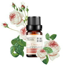 100% Natural Pure Rose Otto Essential Oil