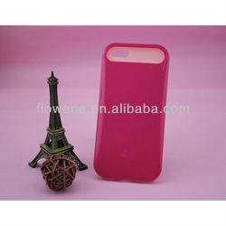 FL596 BEST SELLING PRODUCTS! High Quality Noctilucent Case For Iphone5 silicon case for iphone 5 many colors