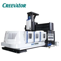 GMC2518 CNC Gantry Machining Center Double Column Machining Center with Full Protection Cover
