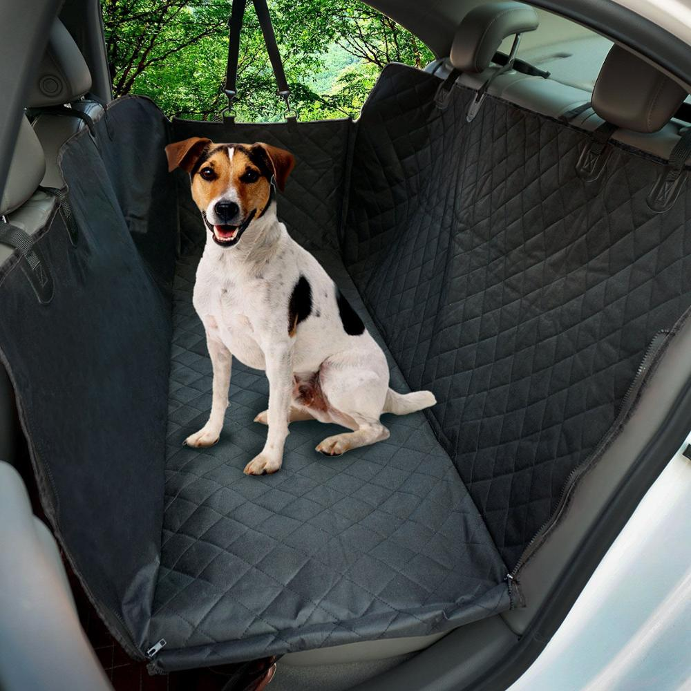 Pets Driving out luxury pet car seat cover machine washable padded comfortable pet dog car seat cover
