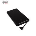 Universal external latop battery charger usb rohs power bank 10000mah
