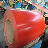Prepainted Galvanized Steel Coil On Construction