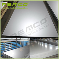 Foshan factory wholesale cheap price 0.3-3.0mm thickness 304 stainless steel sheet
