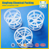 Plastic Polypropylene(PP) Pall Ring Packing Heat Resistant