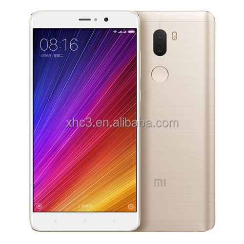 Original Xiaomi MI 5s Plus 128GB xiaomi mi 5 phone ROM128GB RAM 6GB Cell Phone Mi 5S Plus Snapdragon 821 Quad Core 5.7inch