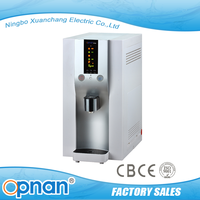 2016 china delux elegant mini desktop water cooler