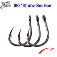 Wholesale Live Bait Circle Fishing Hooks Strong Stainless Steel Hooks ,carp fishing JSM04-SS0704001
