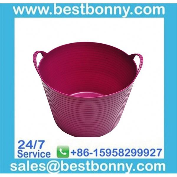 Beautiful Style 10 gallon plastic bucket