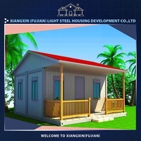 Kit container houses