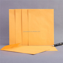Big clasp gold kraft envelopes