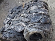 BHN1049D1505 Recycled Rubber Tyres Bales & Shred Scrap 300 MT scrap for sale scrap tyres