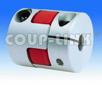 Clamp fixing pvc insert Shaft Flexible Spider Jaw Coupling
